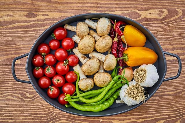 ターンオーバーに効果的な食事