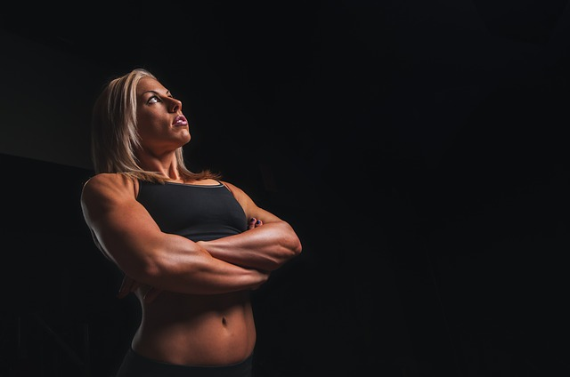 筋肉は代謝を上げる